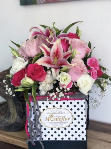 MA-19 FLOWER BOX